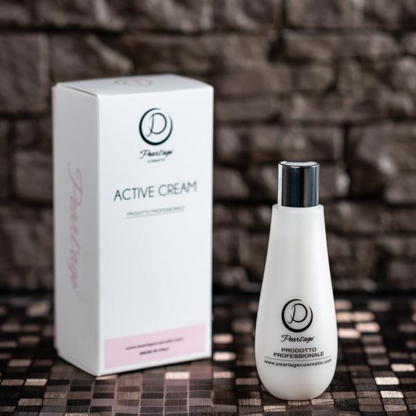 Active cream crema corpo adiposità grasso localizzato cellulite