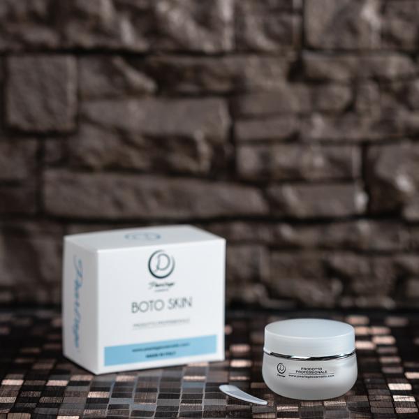 Boto skin crema viso anti-aging con peptidi anti rughe