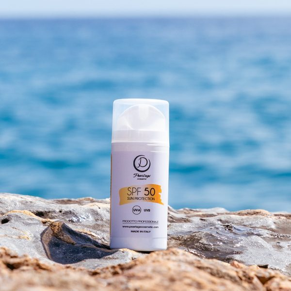 spf 50 crema solare protezione 50 pelle sensibile