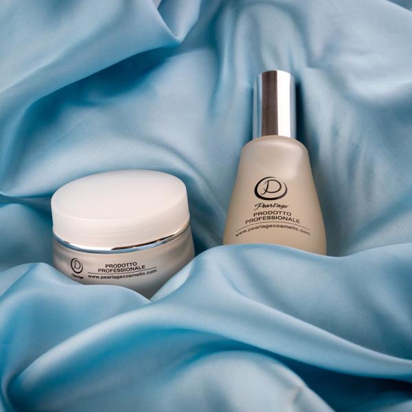 trattamento idratante anti-age siero e crema al collagene