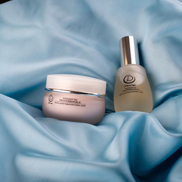 Trattamento Anti-rossore Siero e Crema per Pelle Sensibile